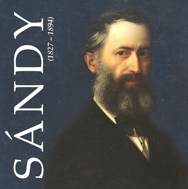Nová publikácia Gemersko-malohontského múzea venovaná maliarovi Júliusovi Sándymu (1827 – 1894)