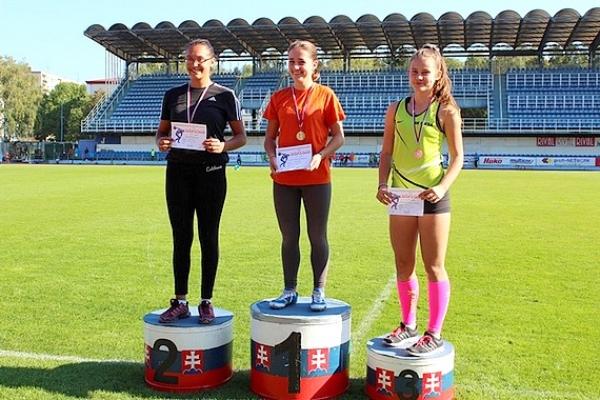 Majstrovstvá stredoslovenského atletického zväzu mladšieho žiactva a prípraviek
