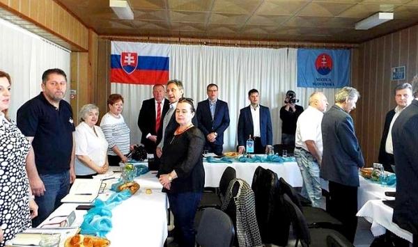 Zasadnutie Výboru Matice slovenskej v Rožňave