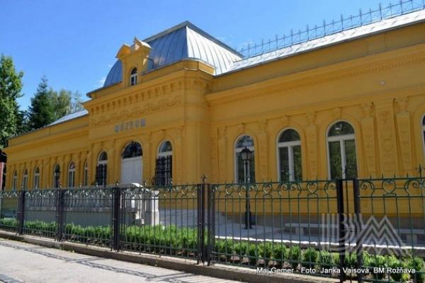 Fond pre podporu umenia v roku 2016 finančne podporil projekty Baníckeho múzea v Rožňave