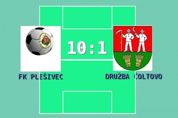 V tomto kole sa strelecky s piatimi gólmi presadil Attila Prónyai z FK Plešivec