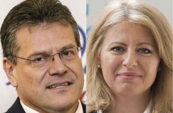 Aj Gemer poslal do druhého kola prezidentských volieb Zuzanu Čaputovú a Maroša Šefčoviča