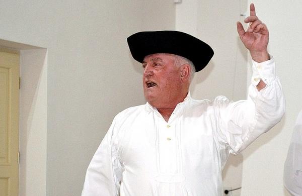 V rámci projektu U nás taká obyčaj... predstavili ďalšieho významného nositeľa tradícií horného Gemera, Juraja Kováča z Vlachova