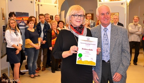 """Publikácia Maroša Detka """"Revúca a okolie"""" získala 3. miesto v celoštátnej súťaži"""