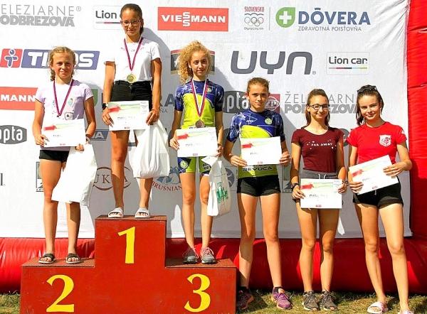II. kolo VIESSMANN pohára v letnom biatlone v Revúcej