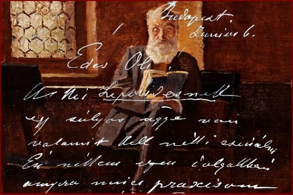 V Gemersko-malohontskom múzeu vystavia súbor listov s rukopisom maliara Ladislava Mednyánszkeho (1852 - 1919)