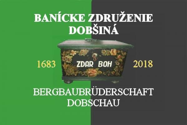 """Dobšinské banícke združenie Dobšiná """"Bruderschaft"""" si pripomenulo 335. výročie založenia"""