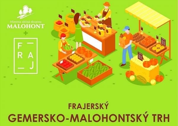 Pozvánka na Gemersko-malohontský trh, frajerský letný festival plný umenia a slobody