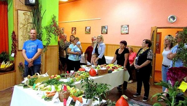 V Čiernom Potoku záhradkári vystavovali vlastné eko-produkty