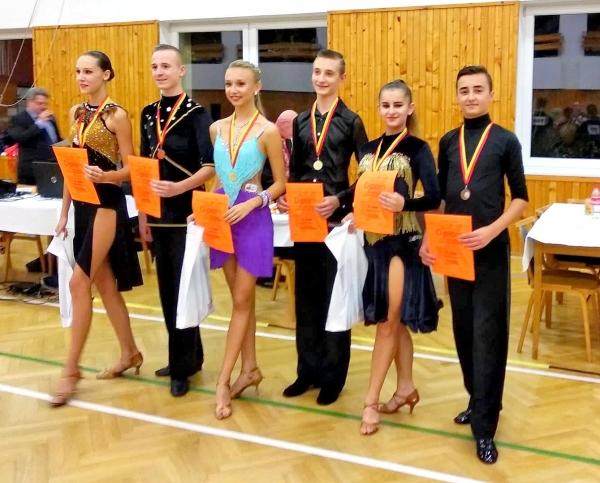 Lea a Tomáš úspešní v Českej republike