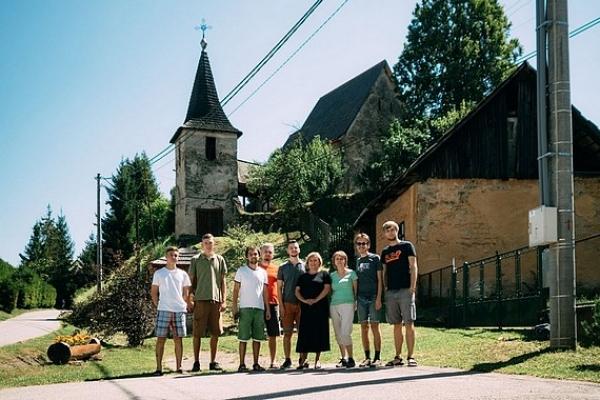 Unikátna pamiatka na Gemeri ožije vďaka dobrovoľníkom