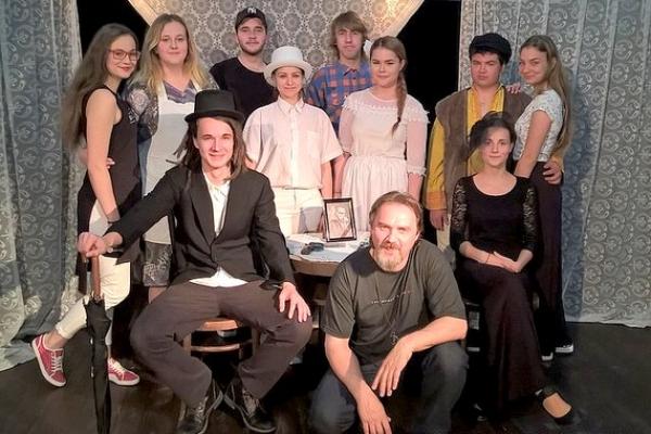 Premiéra hry Medveď vpodkroví Múzea Prvého slovenského gymnázia