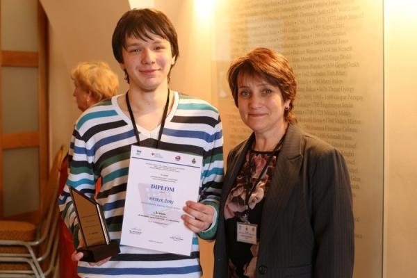 51. ročník celoštátnej súťaže žiakov stredných škôl v spracovaní informácií na počítači v znamení Košíc a Rožňavy