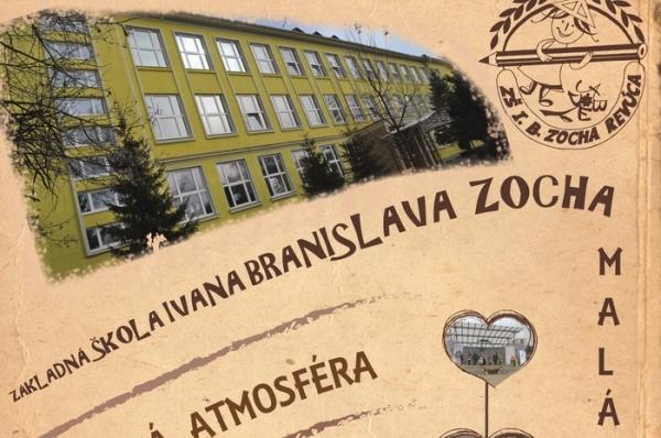 Prečo si vybrať Zocháčov? Lebo najmenšia škola v meste Revúca stavia na rodinnej atmosfére a príjemnom prostredí