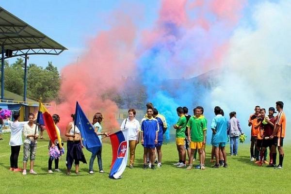 Európsky futbalový týždeň - Special Olympics European Footbal Week aj v Rožňave
