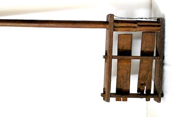 Drevený rapkáč – predmet mesiaca jún v GMM - používali aj vo viniciach