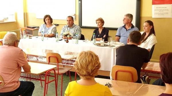 Septembrové stretnutie primátora mesta Revúca s občanmi