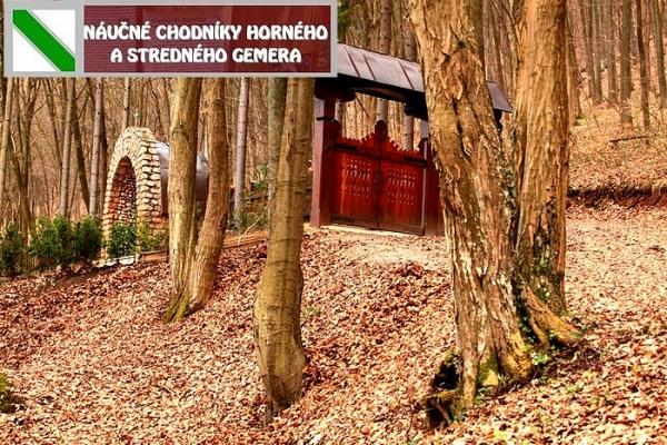 Náučný chodník Jaskyne Slovenského krasu – svetové prírodné dedičstvo