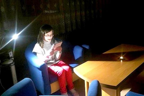 Večer pod lampou v Základnej škole Jana Amosa Komenského v Revúcej