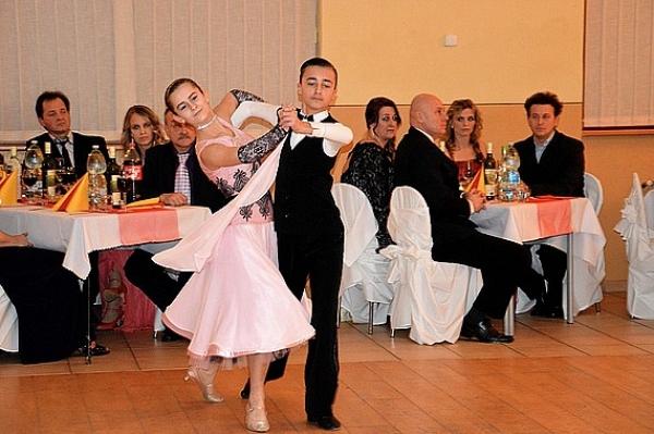 Plesová sezóna mladých tanečníkov štúdia Happy Dance