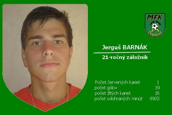 Niekoľko postrehov Jerguša Barnáka z majstrovských futbalových zápasov MFK Dobšiná