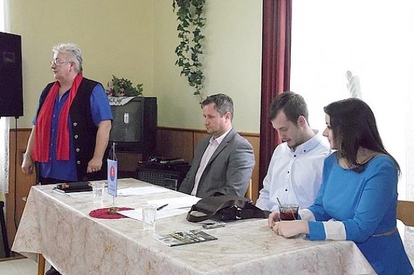 Miestny odbor Matice slovenskej v Rožňave má nové vedenie