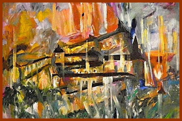 Prijmite pozvanie na návštevu nevšednej výstavy diel talentovaného výtvarníka Rolanda Neupauera