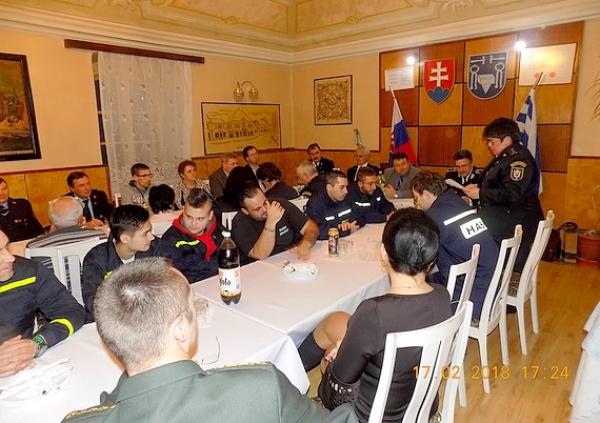 Jelšavskí hasiči bilancovali uplynulý rok 2017