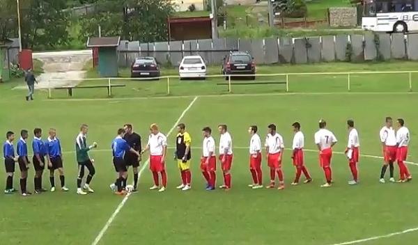 Dorastenci futbalového Baníka Rožňavské Bystré obhájili vlaňajší titul majstra okresu